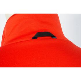 Aclima Woolshell Anárjohka Veste Homme, noir/orange